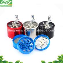alibaba express The Green Vapor hot sale cnc herb grinder, custom herb grinder