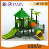 2015 vasia straw theme outdoor playground equipment