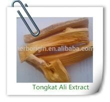 100% Pure Natural Tongkat Ali Extract Capsule / Organic Tongkat Ali Root Extract Powder for sex medicine