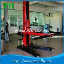 Portable Hydraulic 1 Post Car Lift TAIHE-DZ3TA 2.5Tons China 2015