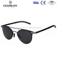 Vintage Round Peace Sunglasses Fashion Summer manufacturer sunglasses china