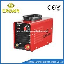 EXGAIN newest inverter welding machine Portable MMA welder