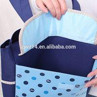 organic cotton makeup bag/ city name printing souvenir bag/ 12oz canvas souvenir bag