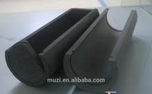 pure graphite vessel