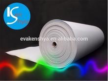 eva raw material manufacture foam roll