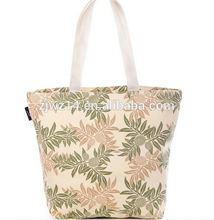 promotion cotton canvas bags/ popular silk printed cotton bag/ customized silk printed cotton bag