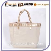 2015 Custom Fashion Nylon Tote Bag Shopping Bag