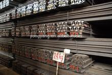 steel rail of 24kg/m