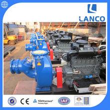 Motor diesel bomba de água ( de quatro rodas, Cumins motor diesel, Refrigerado a água )