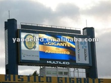 Super brightness newly technology outdoor full color advertising led electronic board