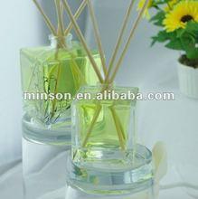 Cubo Reed difusor Aroma garrafa de vidro de casal garrafa