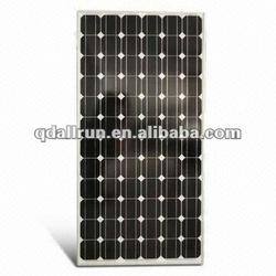 TUV MCS IEC CERTIFICATED 190w solar pv panels