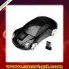 Car shape 2.4G RF optical wireless USB mouse with DPI Switch
