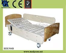 BDE506B 2 motors remote control folding electric bed