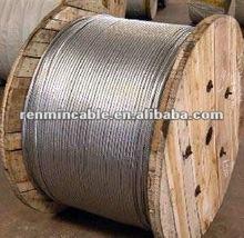 Alumoweld Aluminum-Clad Steel wire strand guy wire