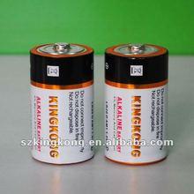 LR20 D size alkaline battery
