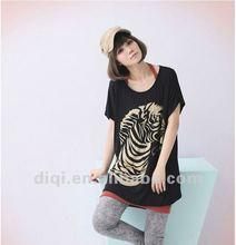 t shirt,korean style,printed,cotton,short sleeve
