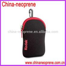 Neoprene Camera Bag with Carabiner