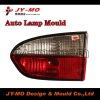 make plastic car lamp mould