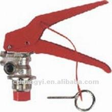 Fire extinguisher valve