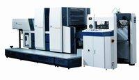 billboard photo album and carton offset printing machine