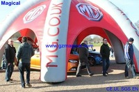 inflatable sport dome tent/ outdoor inflatable dome for sport event