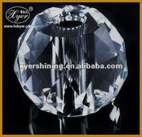 Ball shape crystal chandelier accessory
