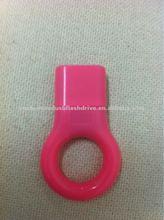 1GB Novelty Ring Shape USB Flash Disk on Promotional