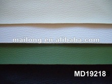 Factory Selling PVC Artificial Leather for Car Seat, Car Inside Decoration