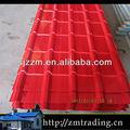 Folha de cobertura suprimentos telhado de Metal de venda direta de Metal telha de telhado