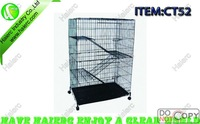 Four Levels Small Animal Cage CT52: