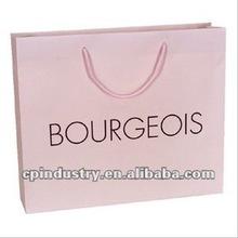 Unique design paper bag