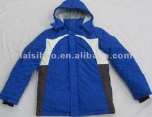 2012 new style men's ski jacket for outdoor sportswear