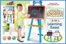 Educational toys easel painting for kids with drawing pen and writing Board