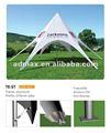 Stern knallen oben Aluminium des Zelt-Canopy-D76mm
