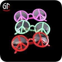 Flashing Plastic Glasses