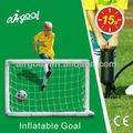 Futebol jersey ( inflável portátil 5`*4` meta )