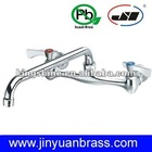 Lead Free Brass Commercial Sink Faucet
