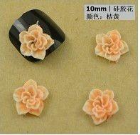BQAN Clay 3D Flowers New Nail Art Decoration