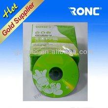 colorful non-woven cd dvd sleeve for Sony computer guiding