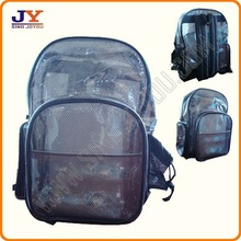 Transparent pvc backpack 2012 new