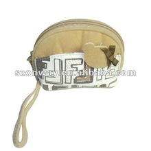 latest style leather coin purse