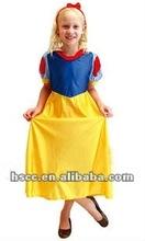 Classical Snow White Princess Costume Kids