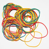38mm durable colors rubber band