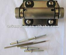 316 stainless steel glass hinge,glass gate hinge,glass to glass gate hinge,glass fencing hinge,