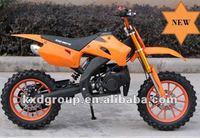 49cc ,Easy pull start mini dirt bike Hot selling for Kids