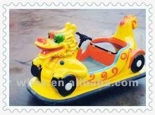 Amusement Ride Electric Car Cartoon Holy Dragon NO.SYSL