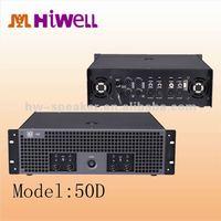 1600W audio amplifier