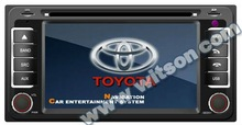 WITSON car audio gps dvd TOYOTA AVANZA with SD card for Music and Movie