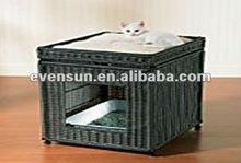 1pc cheap outdoor garden patio cat house